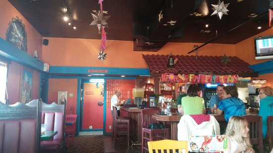Rancho Grande: Inside