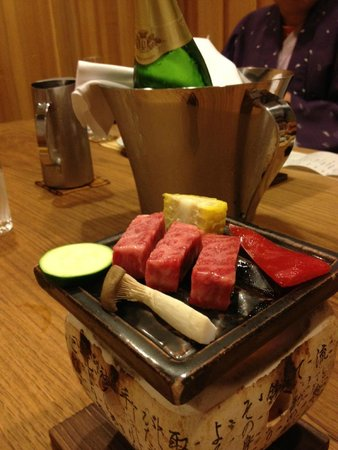 Sounkaku : 美味しい夕食