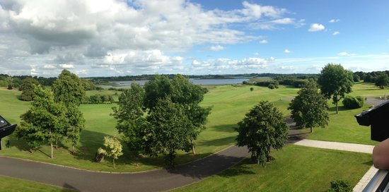Glasson Country House Hotel & Golf Club : View from our balcony 307