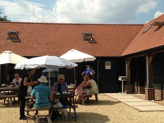 Northney Farm Tea Rooms Hayling Island