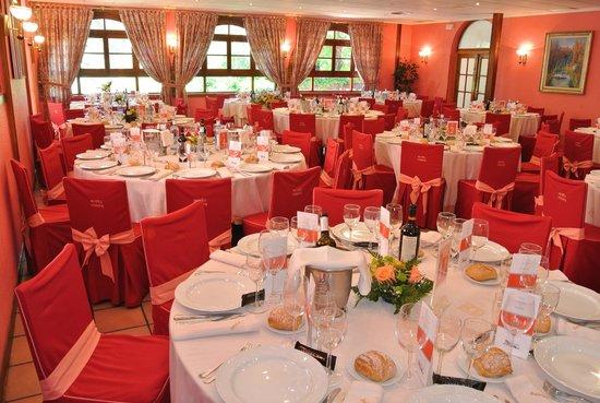 Hotel Xabier: Salón Aurora