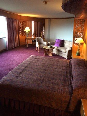 Lotus Hotel Pang Suan Kaew : 部屋