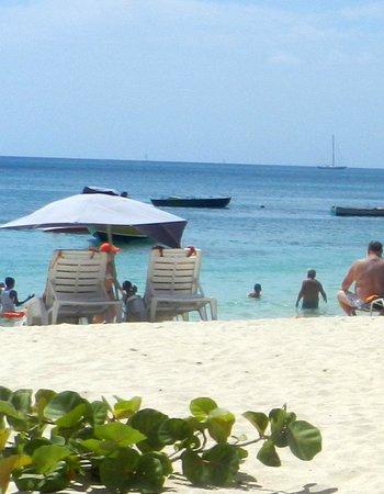 Grand Anse Beach : praia de Grand Anse