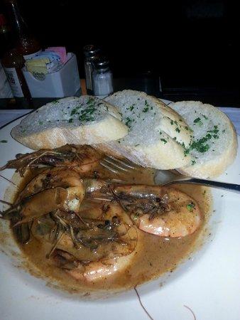 Mr. B's Bistro: Barbecue Shrimp