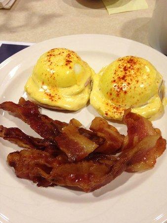 The Buffet: amazing breakfast