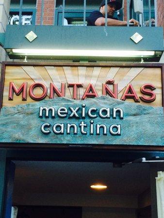 Montana's Mexican Cantina