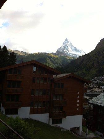 The Matterhorn: We come back again,the matthorn ^_^