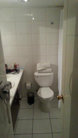 Apart Urbano Bellas Artes : Banheiro