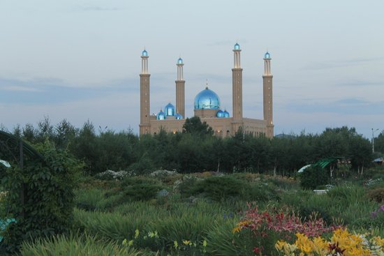 Ust-Kamenogorsk City Mosque