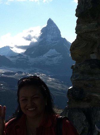 The Matterhorn: So beautiful the matthorn ^_^