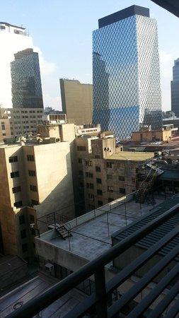 Apart Urbano Bellas Artes : Varanda