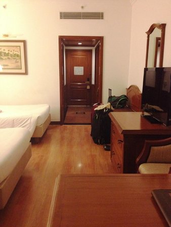 Jaypee Palace Hotel & Convention Centre Agra: Spacious rooms too