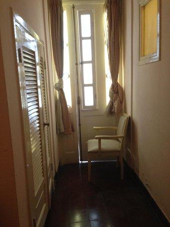 Hotel Inglaterra : Balcony room