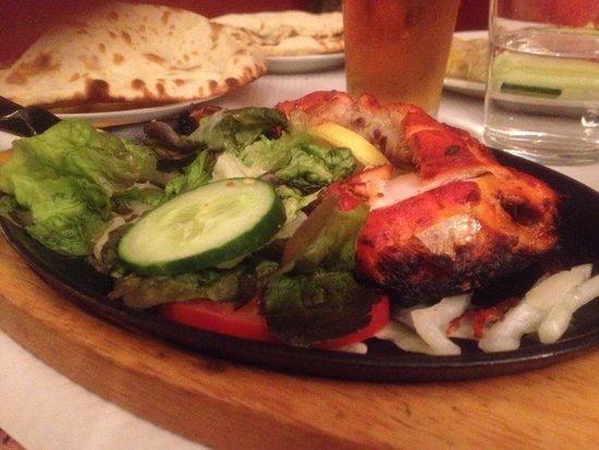Restaurant Maharaja : Poulet Tandoori - Entrée offre Groupon