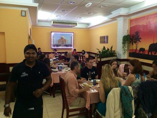 Taj Tenerife Indian Restaurant: Taj Tenerife