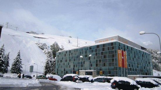 Cube Savognin: Winter