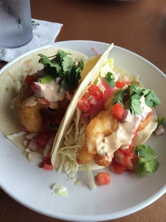 The Pig + Fish : Best Fish Tacos, ever! A Pig + Fish staple!!