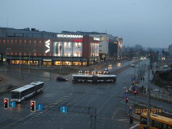 Opera Hotel & Spa: Вид из окна номера