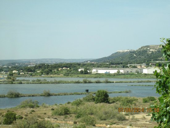 Ibis Marseille Provence Aeroport: Daytime view from our room