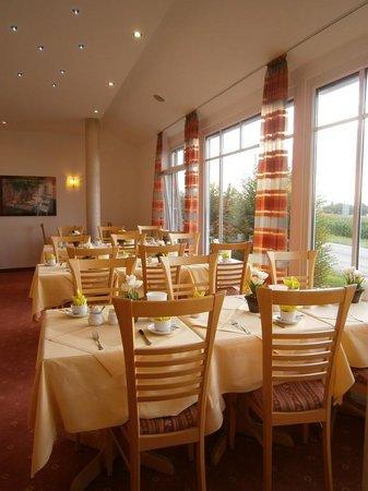 Hotel Guenter : Salle petit déjeuner