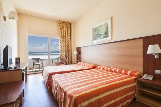 Hotel Best Negresco : Habitación vista mar Best Negresco