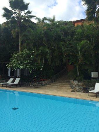 PortoBay Buzios: Pool side