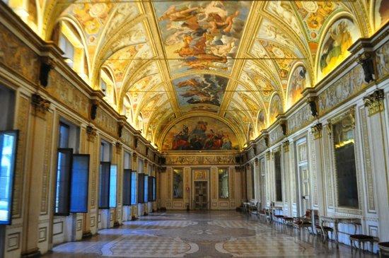 Sala degli specchi foto di palazzo ducale mantova - Sala degli specchi ...
