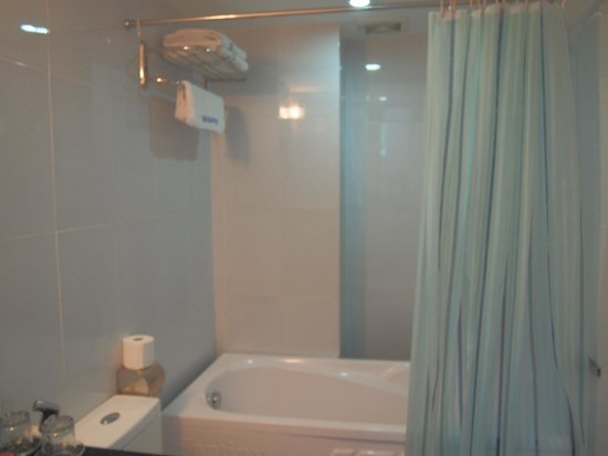Hanoi Holiday Diamond Hotel: bathroom 2