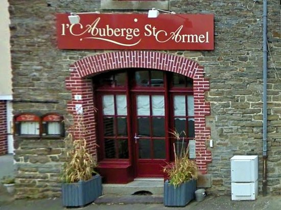 Saint-Armel, Frankrike: L'Auberge St Armel