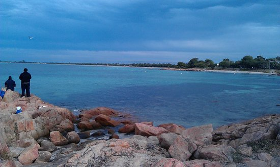 Geographe Cove Resort: Fishimg at the Dunsborough boat ramp