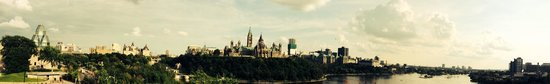 Colline du Parlement : Overlooking Parliament Hill
