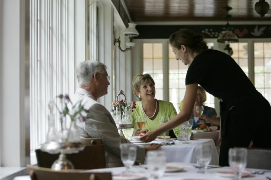 Siebkens Resort: The Main Dining Room
