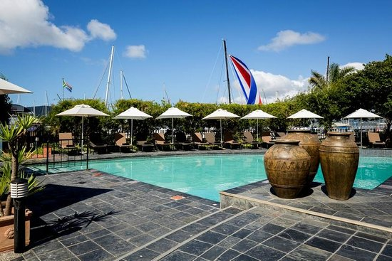 Protea Hotel Knysna Quays: Heated Swimming Pool