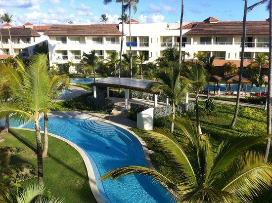 Secrets Royal Beach Punta Cana: vue de la chambre