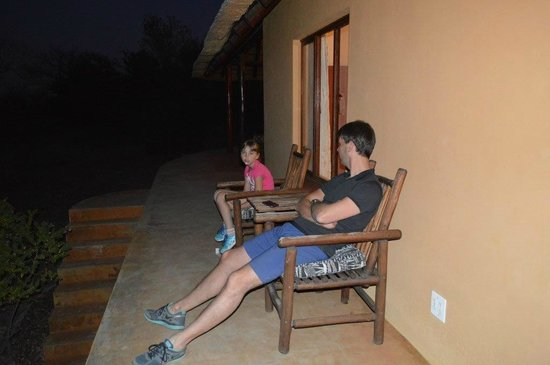 Silonque Bush Estate: Wachten op zonsopgang