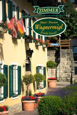 Hotel-Pension Wagnermigl: Hausansicht