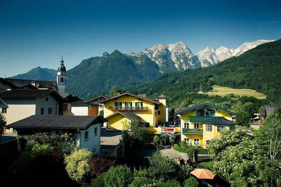 Hotel-Pension Wagnermigl: Ausblick