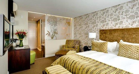 Protea Hotel Knysna Quays: Suite Main Bedroom
