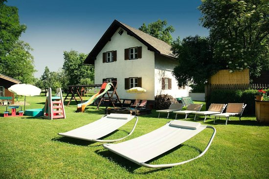 Hotel-Pension Wagnermigl: Garten