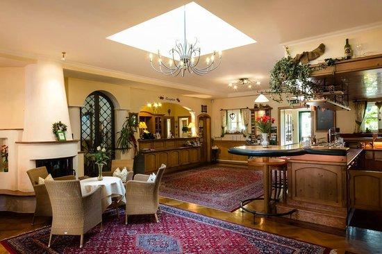Hotel-Pension Wagnermigl: Eingangshalle
