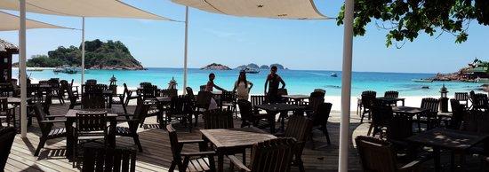 Laguna Redang Island Resort : Beach bar