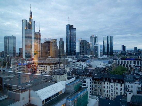 Jumeirah Frankfurt: A stunning view