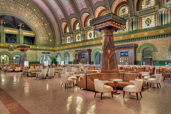 Hilton Hotel St Louis Mo Union Station