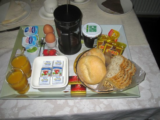 B&B Bariseele : breakfast brought to your door