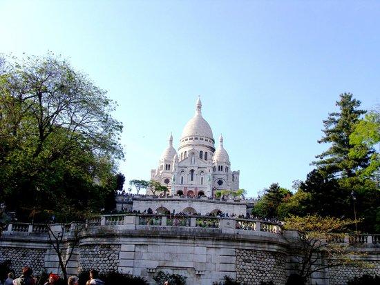 Paris Trip : Sacre Cour