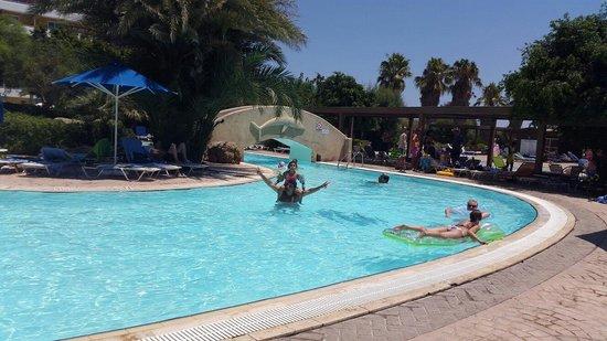 Esperides Beach Family Resort: Spending a wonderdull time