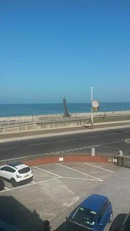 New Esplanade Hotel: sea view