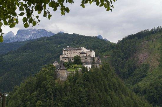 Erlebnisburg Hohenwerfen: Burcht Hohenwerfen