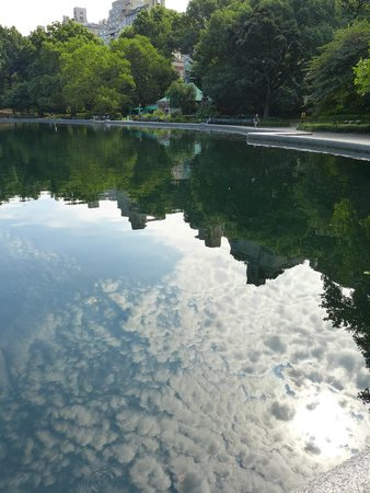 Central Park: Conservatory Water