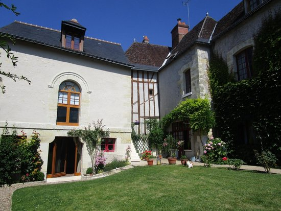 Le Moulin Des Landes: Front of the house